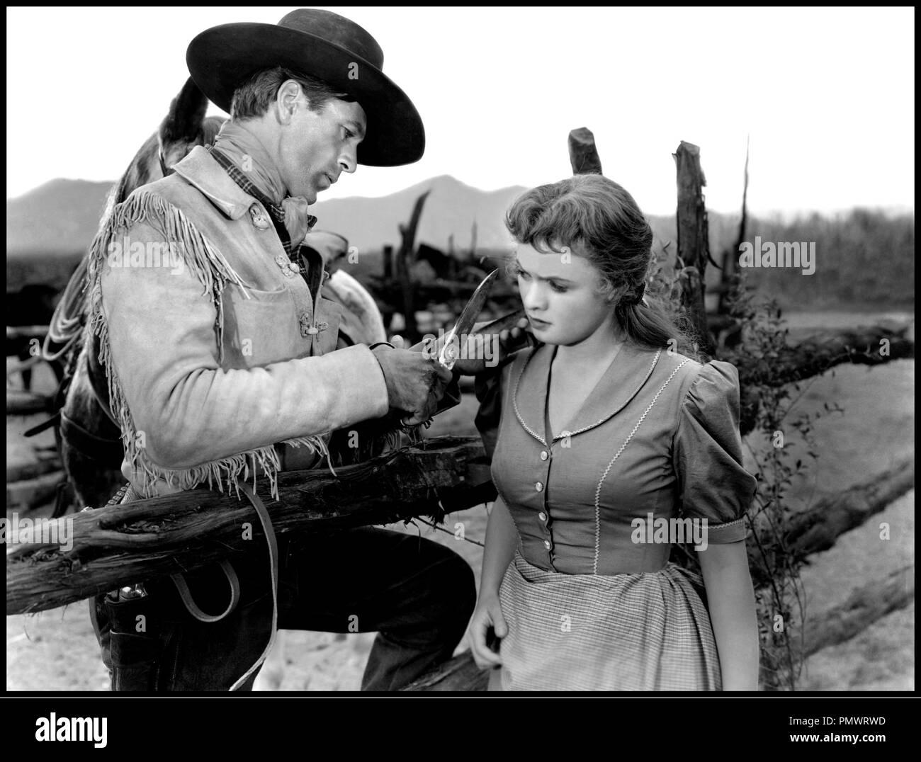 Westerner 1940 Gary Doris Davenport Stock Photos Westerner 1940