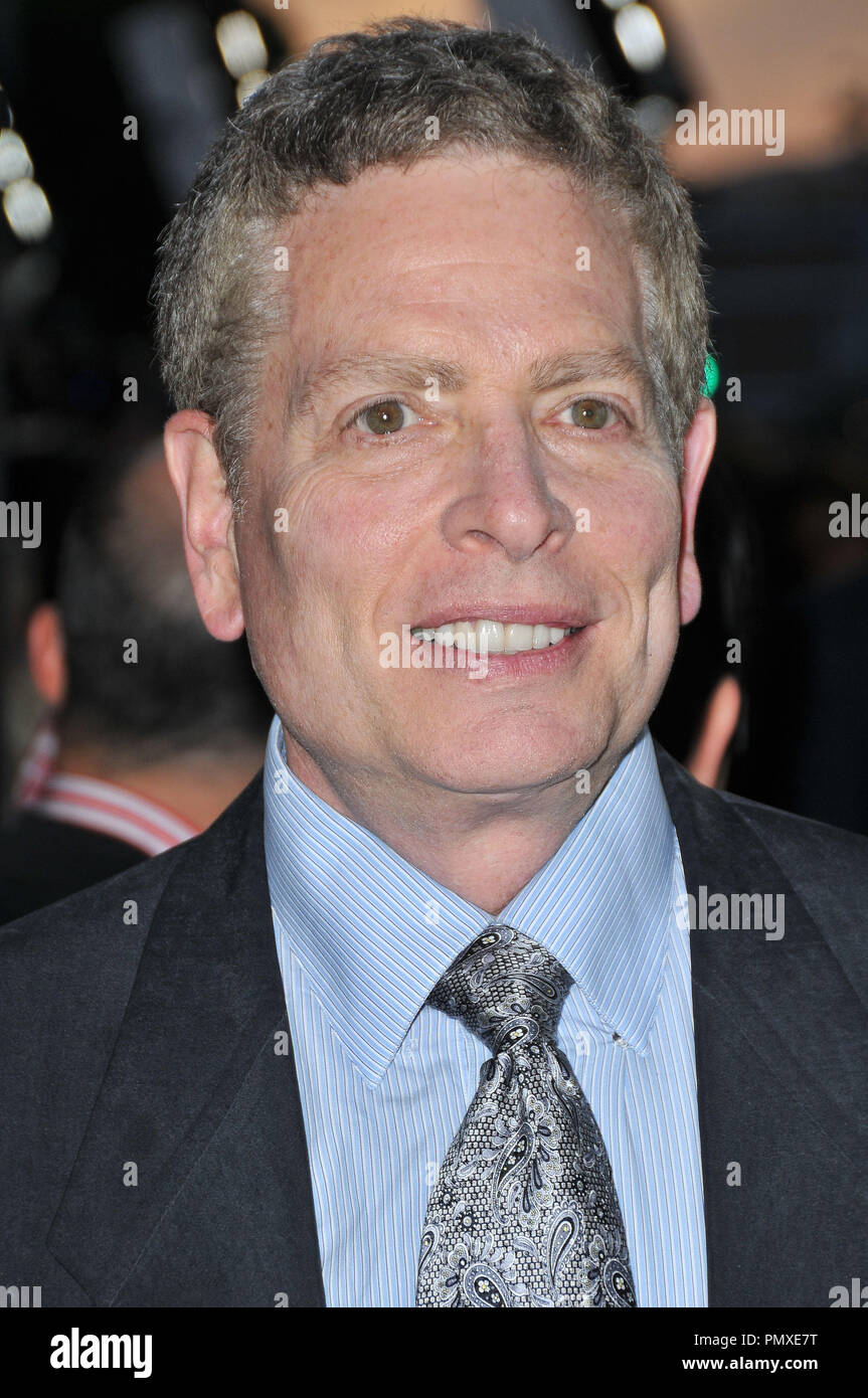 David Zucker At The Premiere Of Scary Movie 5 Held At The Cinerama Dome In Hollywood