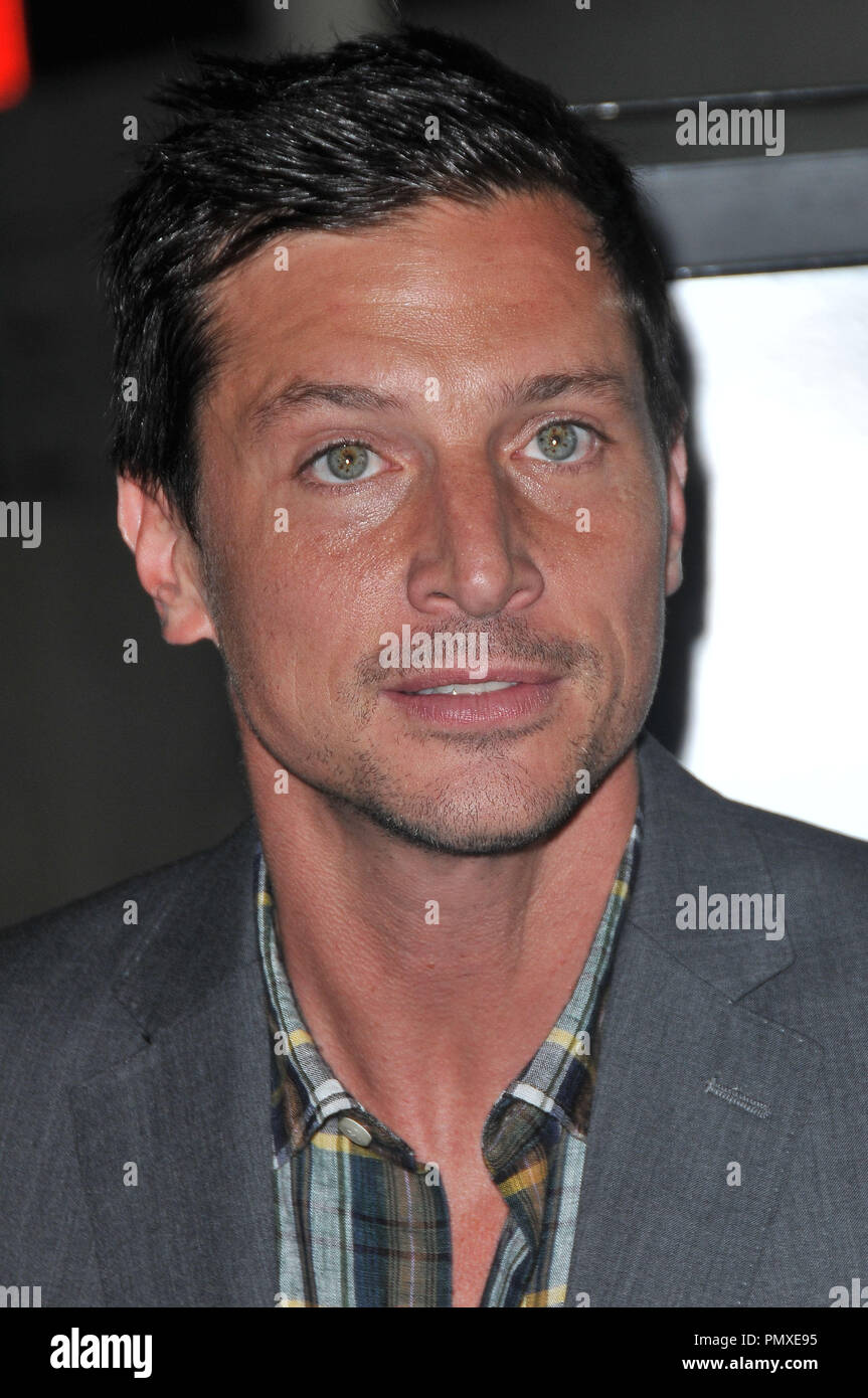 Simon Rex At The Premiere Of Scary Movie 5 Held At The Cinerama Dome In Hollywood Ca The Event Took Place On Thursday April 11 2013 Photo By Prpp Picturelux File
