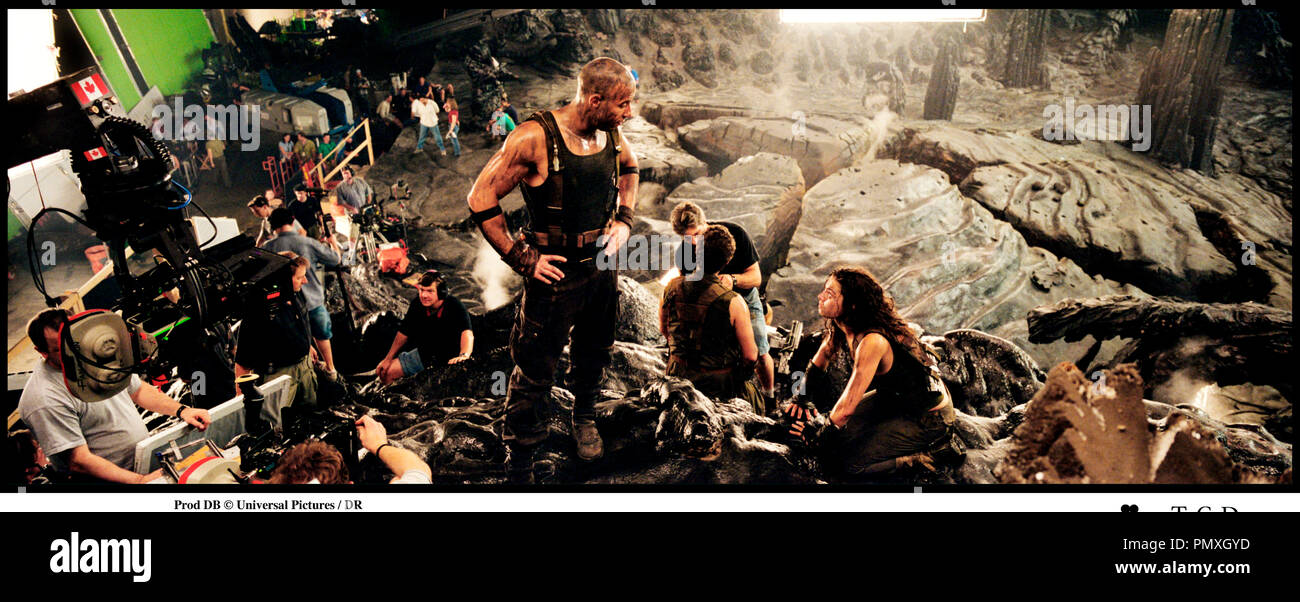 Vin Diesel Pitch Black...