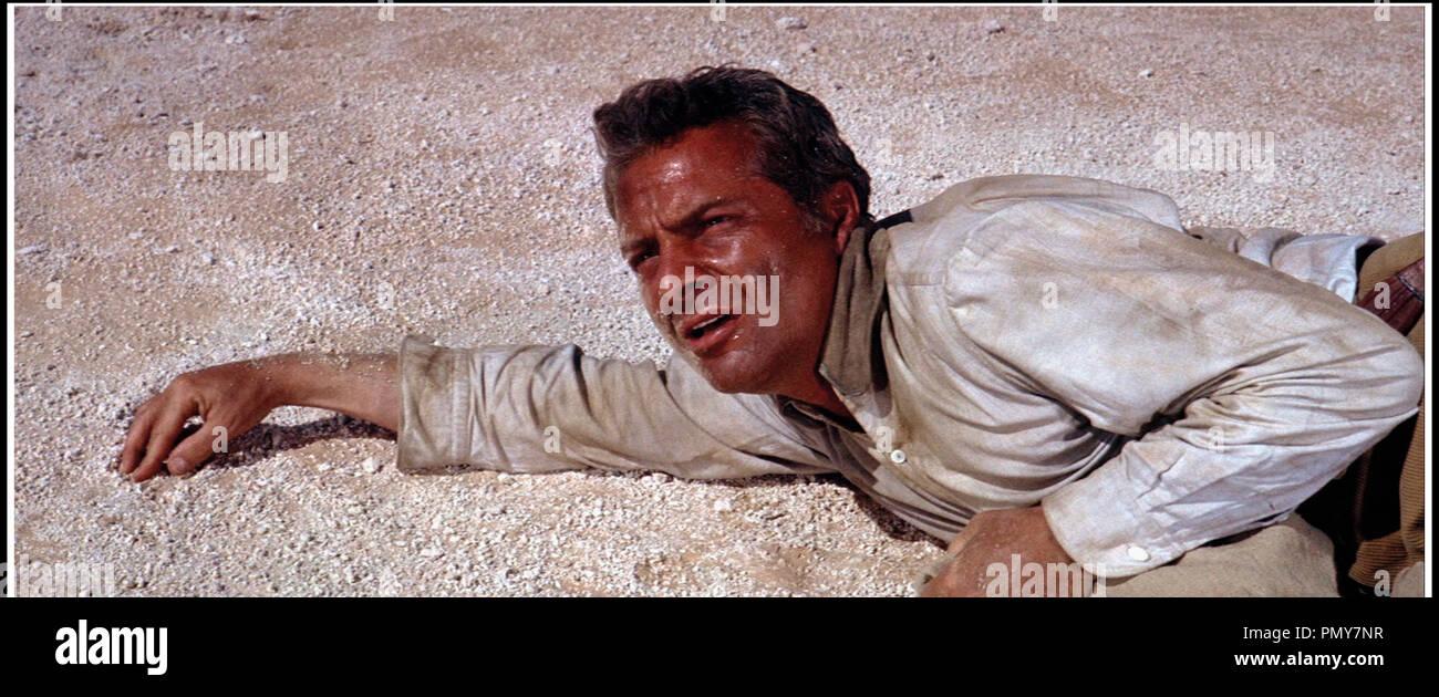 Prod DB © Batjac Productions - Dear Film Produzione / DR LA CITE DISPARUE (LEGEND OF THE LOST) de Henry Hathaway 1957 USA / ITA avec Rossano Brazzi aventure scenario de Ben Hecht Stock Photo