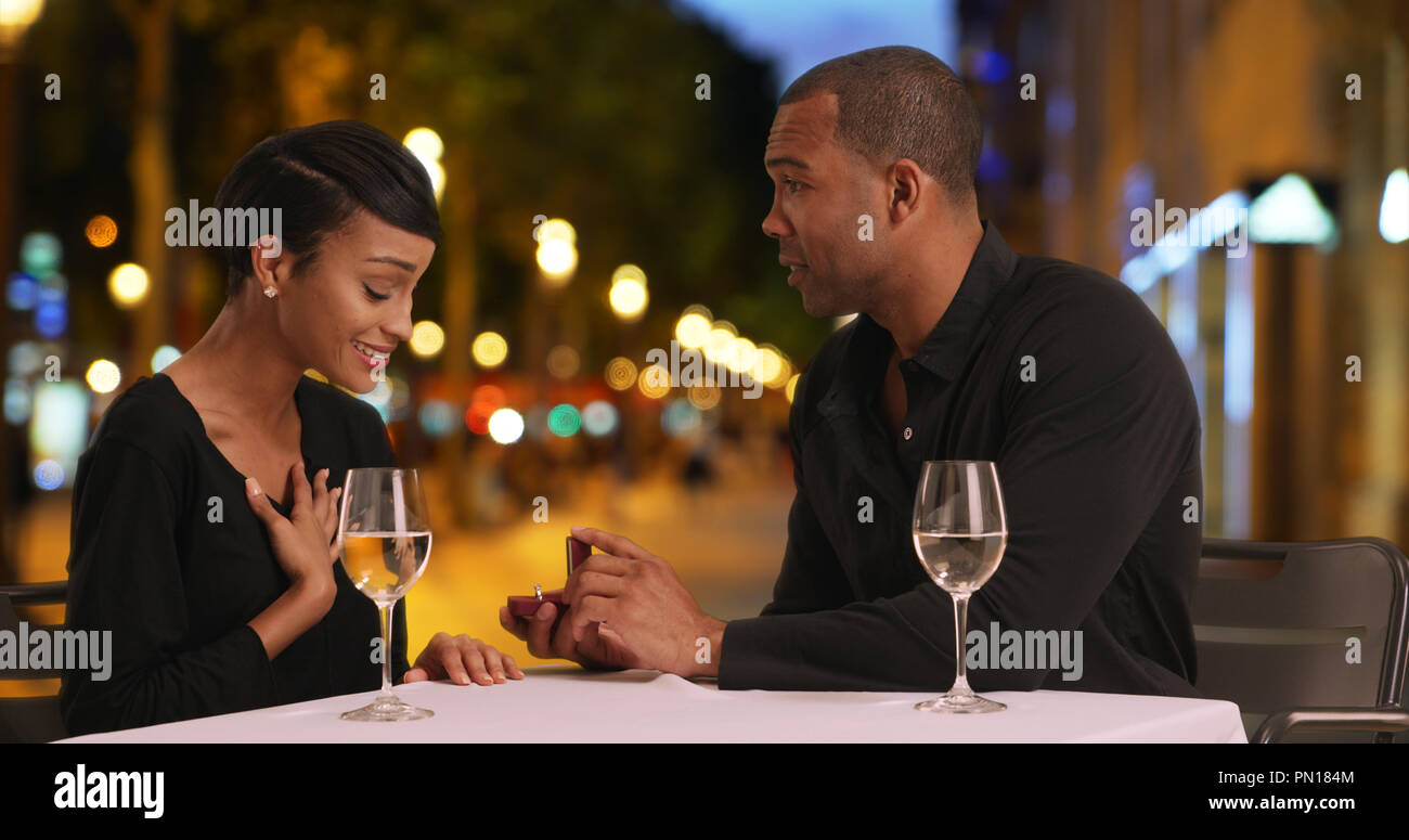 Dinner Date High Resolution Stock Photography And Images Alamy