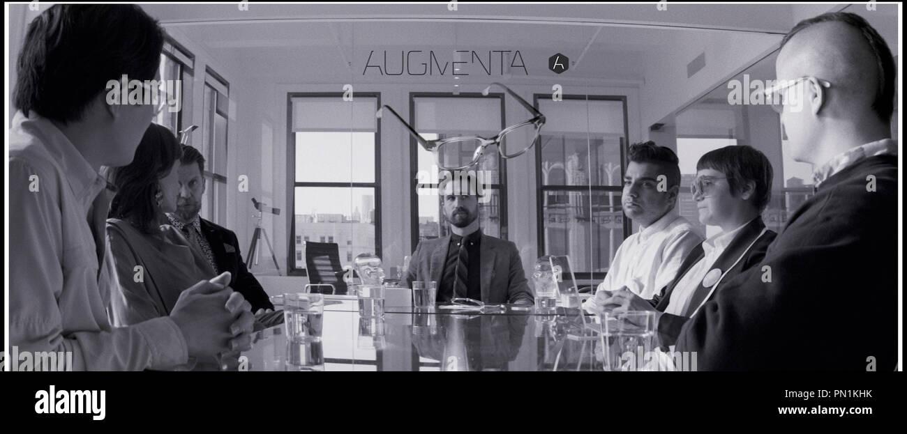 Prod DB © Ghost Robot - Greencard Pictures - Mathematic / DR CREATIVE CONTROL de Benjamin Dickinson 2015 USA avec Austin Ku, Jessica Blank, Gavin McInnes, Benjamin Dickinson, Paul Manza, Jay Eisenberg et Jake Lodwick science fiction - Stock Image