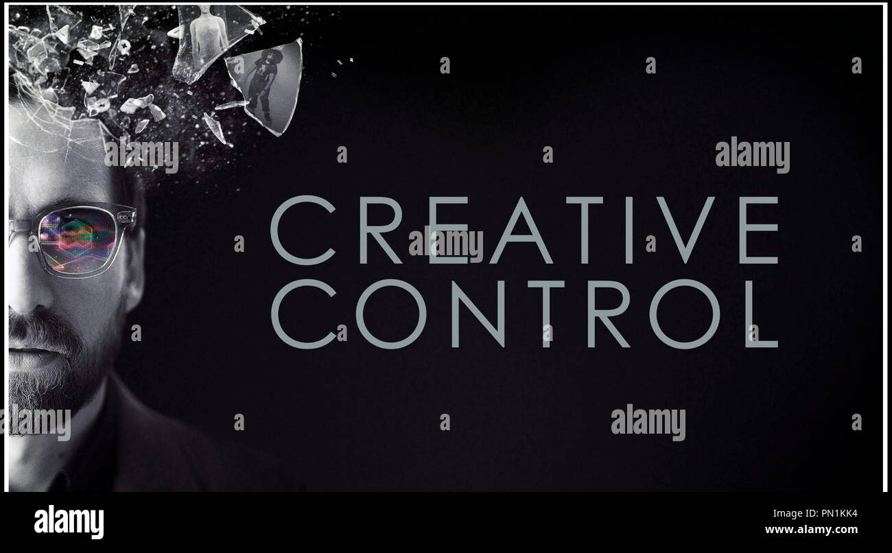 Prod DB © Ghost Robot - Greencard Pictures - Mathematic / DR CREATIVE CONTROL de Benjamin Dickinson 2015 USA visuel avec Benjamin Dickinson science fiction - Stock Image