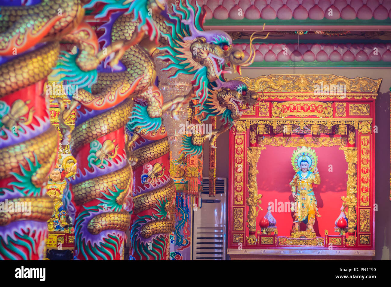 Chinese Folk Religion High Resolution Stock Photography And Images Alamy
