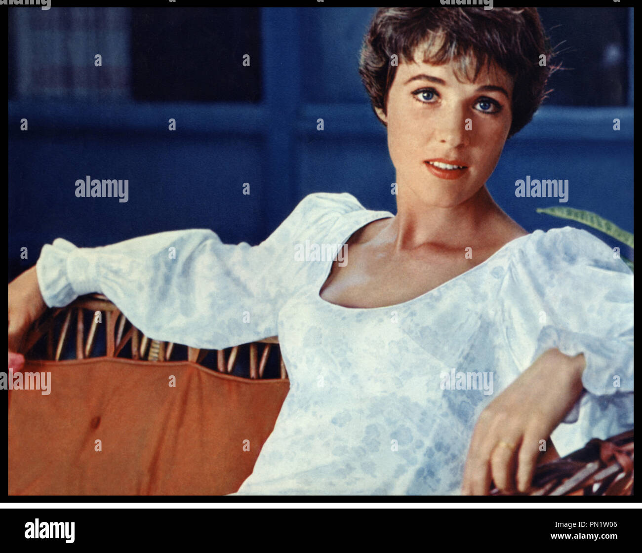 Prod DB © Paramount Pictures / DR DARLING LILI (DARLING LILI) de Blake Edwards 1970 USA avec Julie Andrews - Stock Image