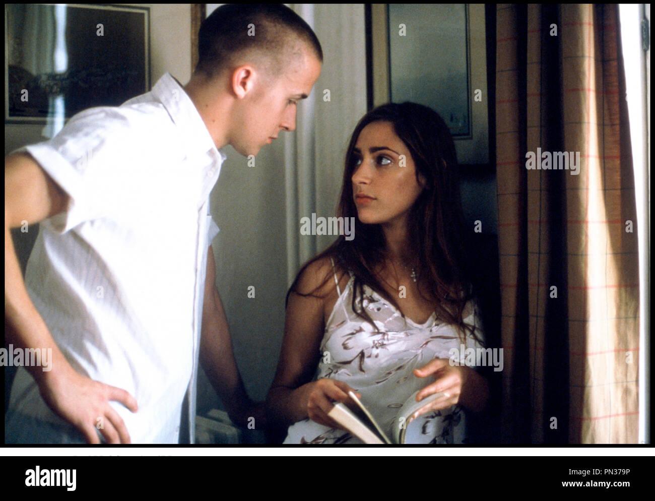 Prod DB © Seven Arts / DR DANNY BALINT (THE BELIEVER) de Henry Bean 2001 USA avec Ryan Gosling et Summer Phoenix confrontation, dispute - Stock Image