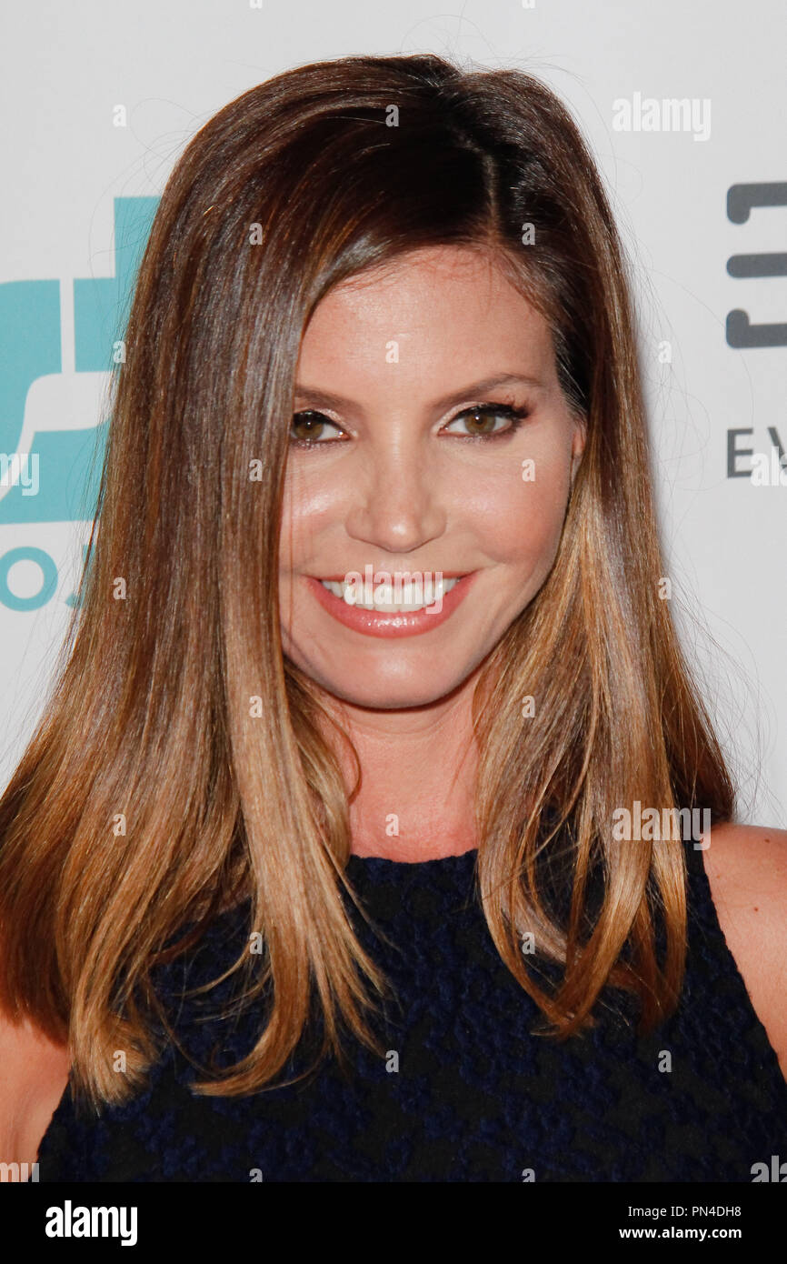 Charisma Carpenter at the 6th Annual Thirst Gala held at the Beverly Hilton Hotel in Beverly Hills, CA, June 30, 2015. Photo by Joe Martinez / PictureLux - Stock Image