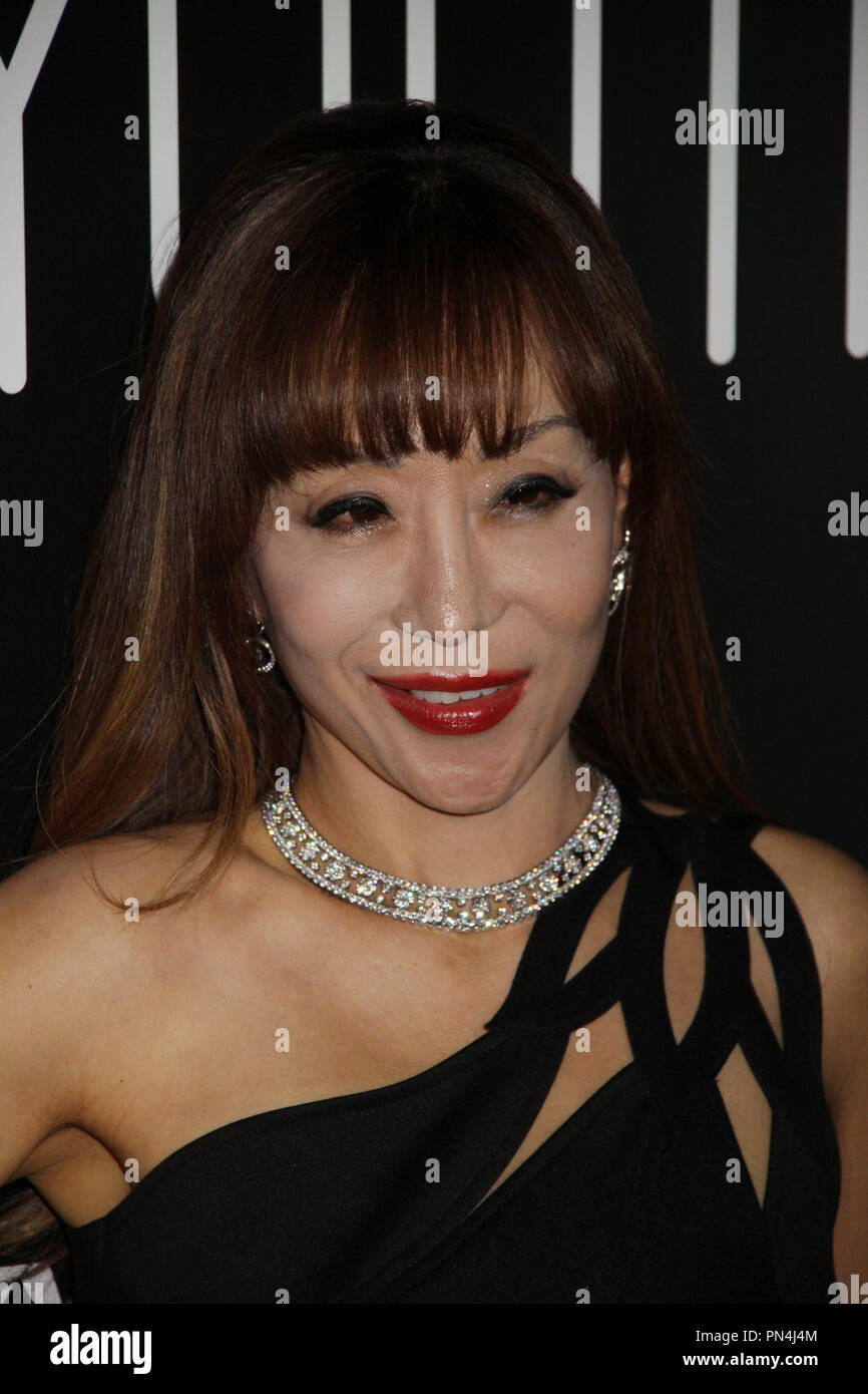 Sumi Jo 11/17/2015 The Los Angeles Premiere of