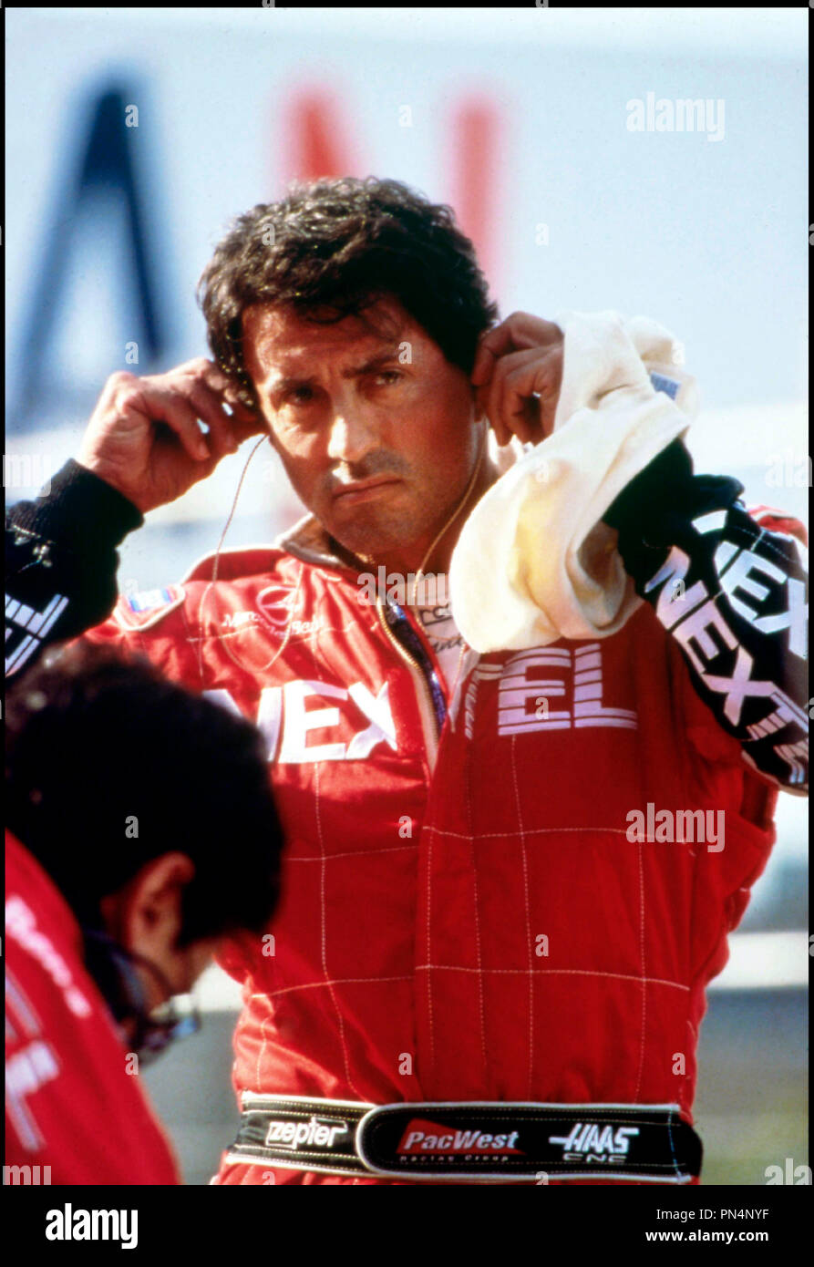 Prod DB © Franchise Pictures / DR DRIVEN (DRIVEN) de Renny Harlin 2001 USA avec Sylvester Stallone pilote, formule 1 - Stock Image