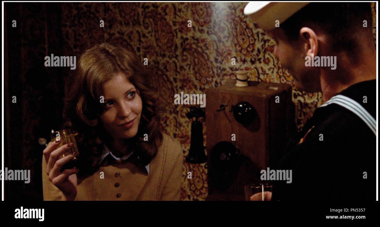 Prod DB © Columbia Pictures / DR LA DERNIERE CORVEE (THE LAST DETAIL) de Hal Ashby 1973 USA avec Nancy Allen et Jack Nicholson marin, d'apres le roman de Darryl Ponicsan - Stock Image