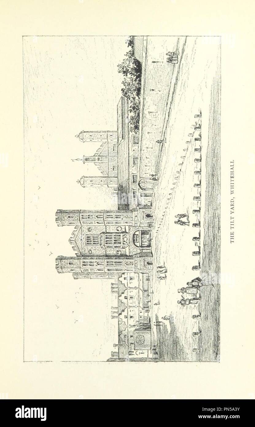 Image  from page 177 of 'Penshurst Castle in the time of Sir Philip Sidney. [A story.]' . - Stock Image
