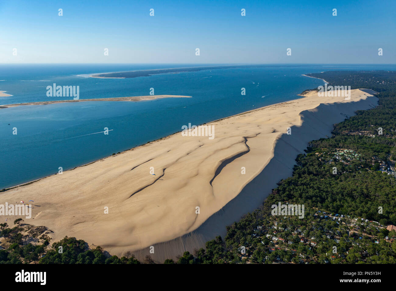 Dune Du Pyla Arcachon High Resolution Stock Photography And Images
