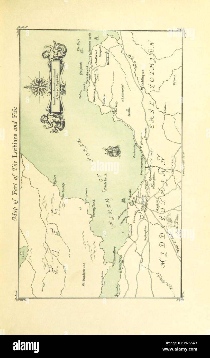Image  from page 169 of 'The Works of R. L. Stevenson. (Edinburgh edition.) [Edited by Sidney Colvin.]' . - Stock Image