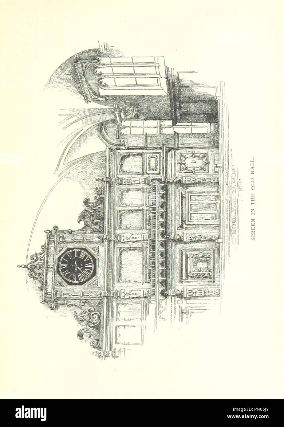 Image  from page 197 of 'The Inns of Court and Chancery . New edition' . - Stock Image