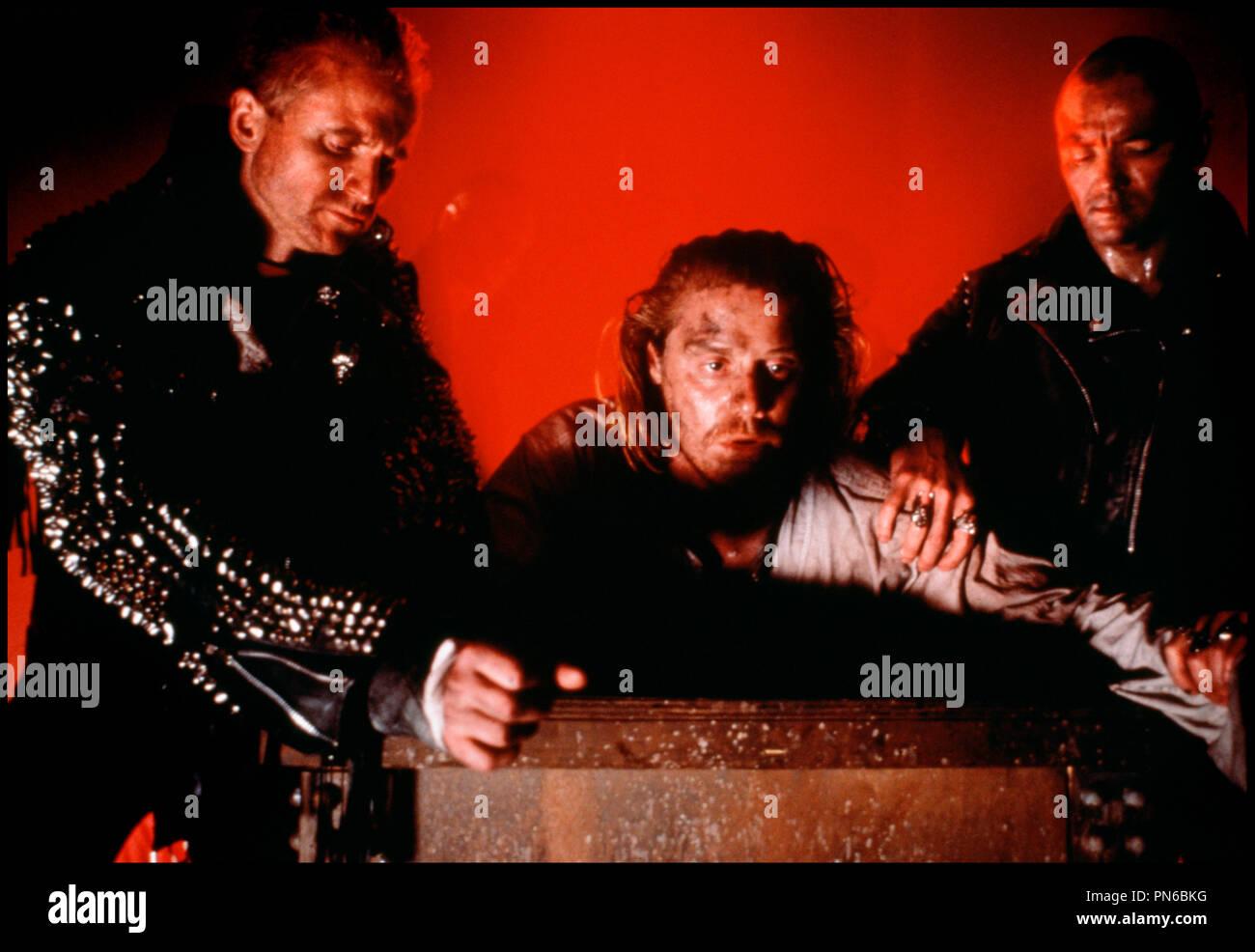 Prod DB © Working Title / DR EDWARD II (EDWARD II) de Derek Jarman 1991 GB avec Steven Waddington exécution, peine capitale, punition, bourreaux, condamné à mort d'après la pièce de Christopher Marlowe - Stock Image