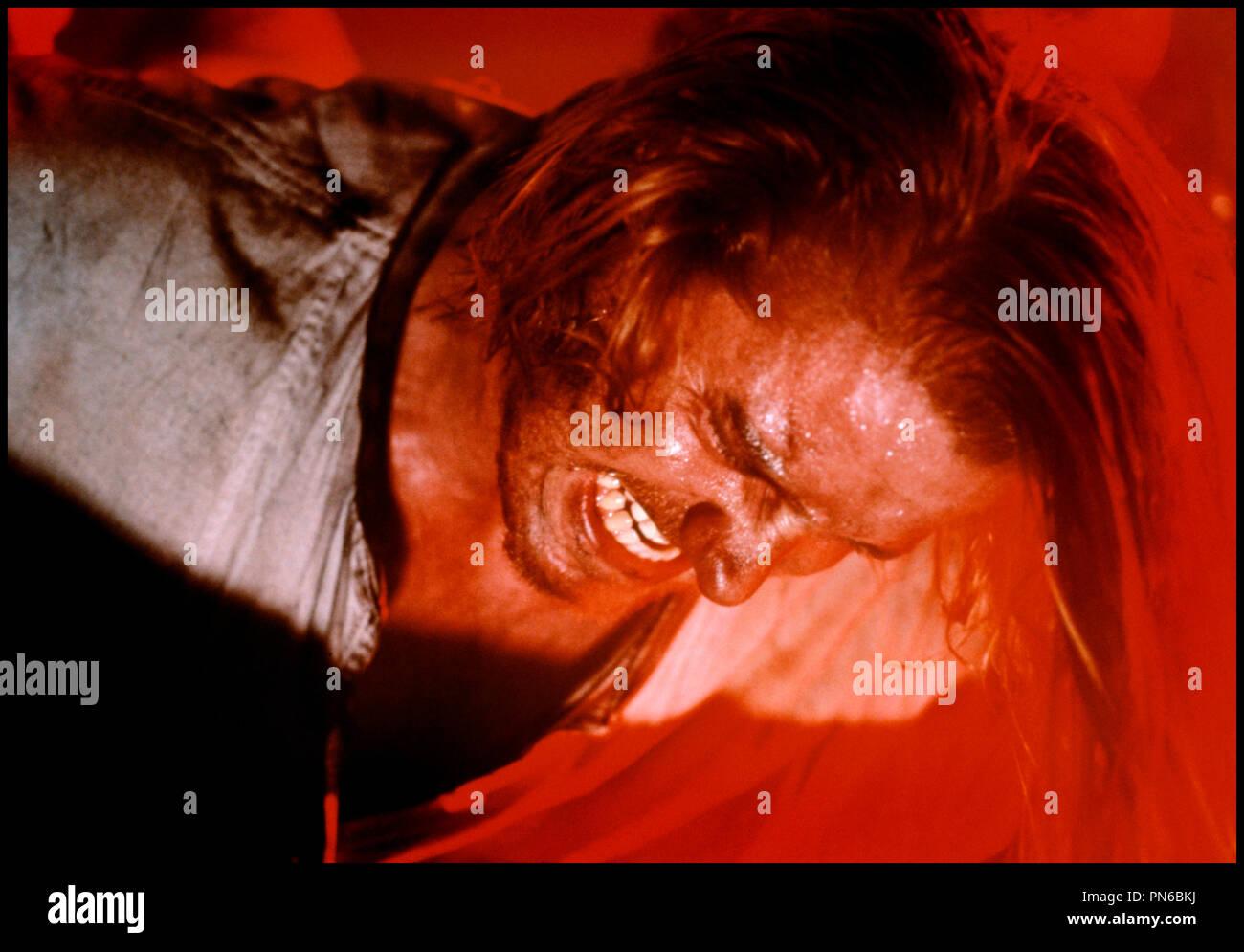 Prod DB © Working Title / DR EDWARD II (EDWARD II) de Derek Jarman 1991 GB avec Steven Waddington douleur, souffrance, serrer les dents, rage, colère, torture d'après la pièce de Christopher Marlowe - Stock Image