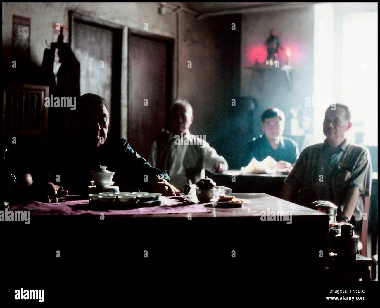 Prod DB © Milky Way / DR ELECTION (HAK SE WUI) de Johnny To 2005 HK triades, mafia Stock Photo