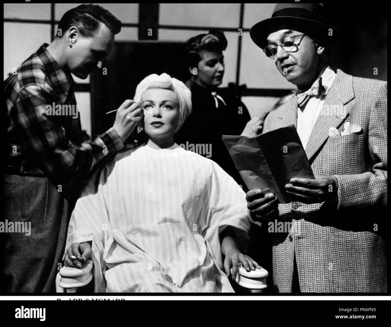 Films By Vincente Minnelli Black and White Stock Photos