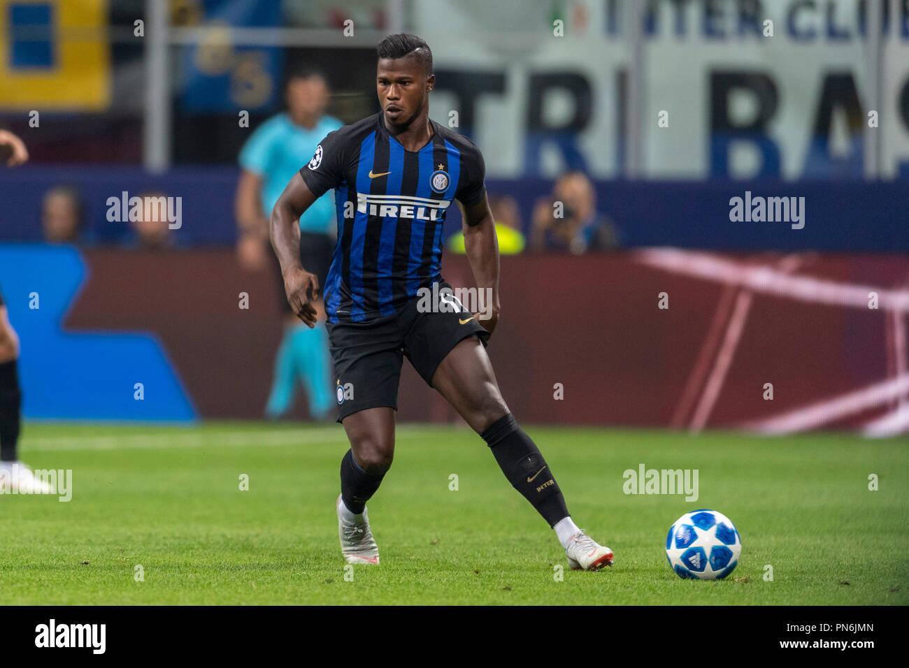 Keita Balde Diao (Inter) during