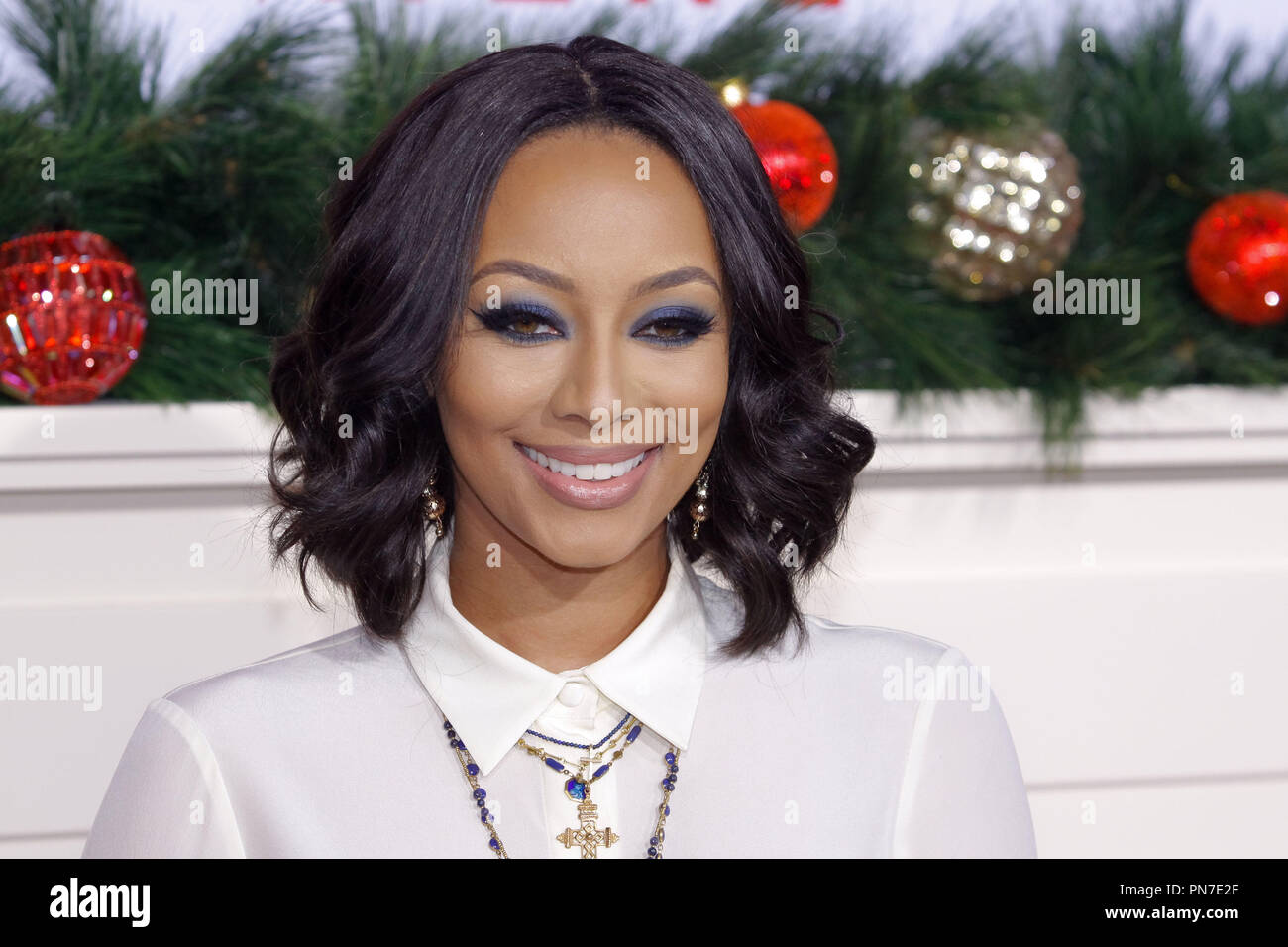 Keri Hilson at the World Premiere of Universal Pictures\' \