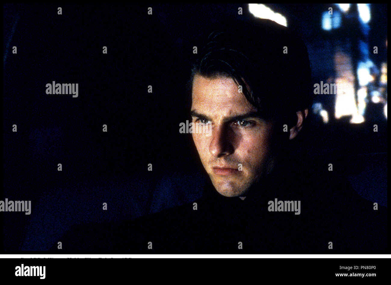 Prod DB © Warner/Hobby Films/Pole Star / DR EYES WIDE SHUT (EYES WIDE SHUT) de Stanley Kubrick 1999 USA / GB avec Tom Cruise d'apres le roman de Arthur Schnitzler 'TRAUMNOVELLE' - Stock Image
