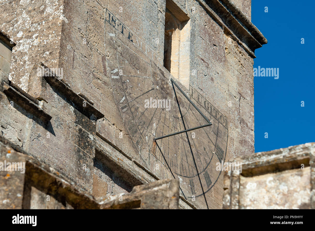 St James Church, Bratton, Wiltshire, UK. - Stock Image