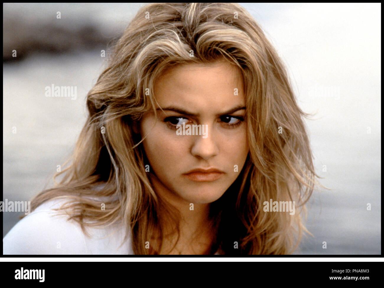 Prod DB © Columbia / DR EXCESS BAGGAGE (EXCESS BAGGAGE) de Marco Bambilla 1997 USA avec Alicia Silverstone - Stock Image
