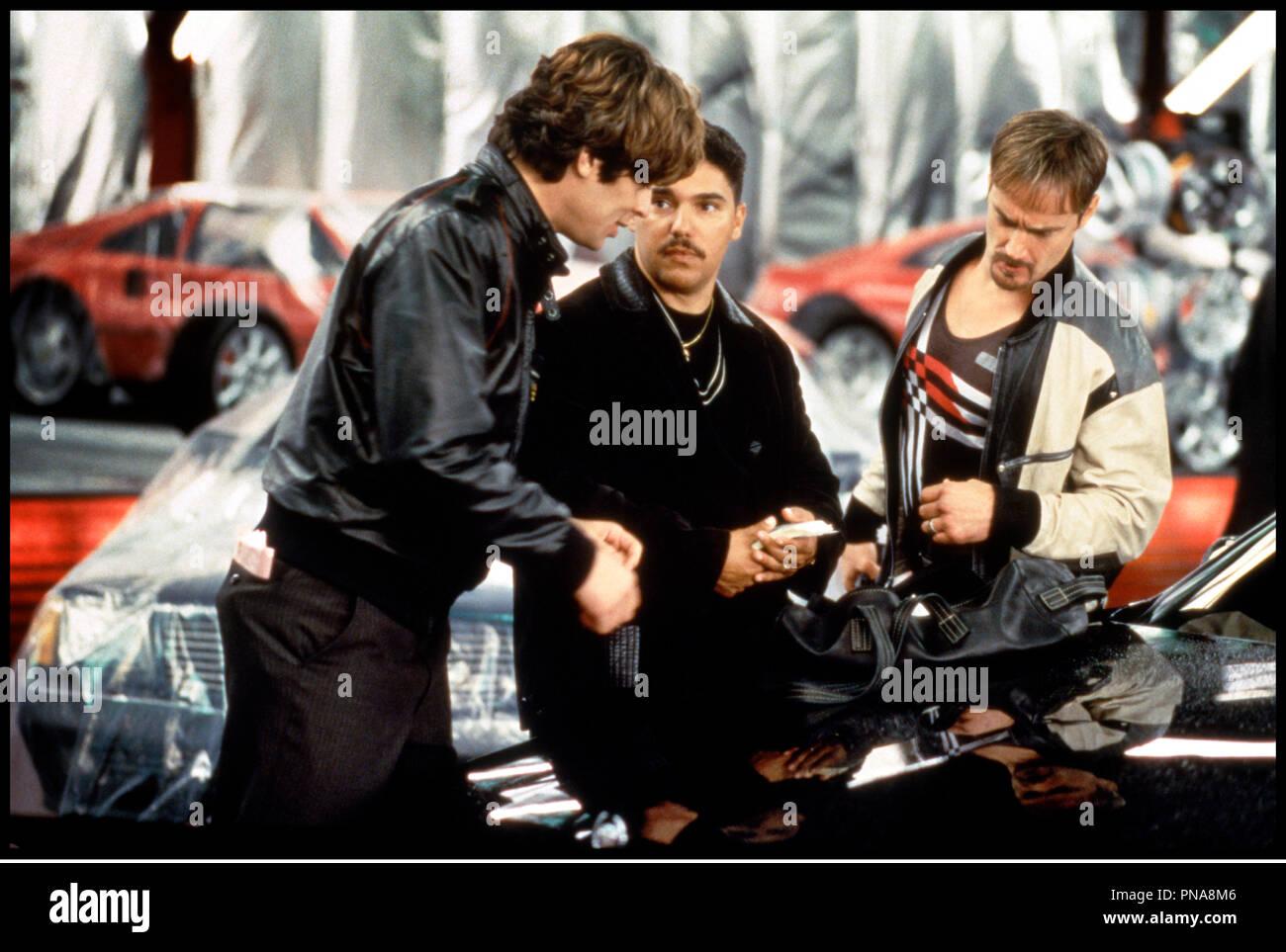 Prod DB © Columbia / DR EXCESS BAGGAGE (EXCESS BAGGAGE) de Marco Bambilla 1997 USA avec Benicio Del Toro - Stock Image