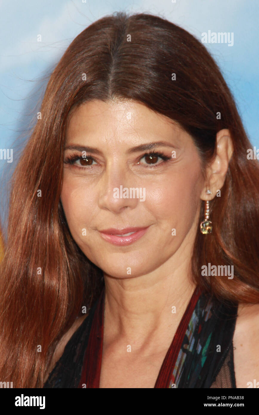 Marisa Tomei  06/28/2017 The World Premiere of 'Spider-Man: Homecoming' held at the TCL Chinese Theatre in Los Angeles, CA Photo by Izumi Hasegawa / HNW / PictureLux - Stock Image