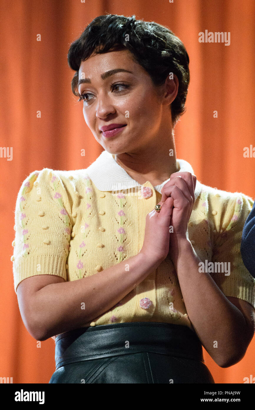 Ruth Negga at the Oscar® Nominees Luncheon in Beverly Hills Monday, February 6, 2017. The 89th Oscars® will air on Sunday, February 26, live on ABC.  File Reference # 33227_013THA  For Editorial Use Only -  All Rights Reserved - Stock Image