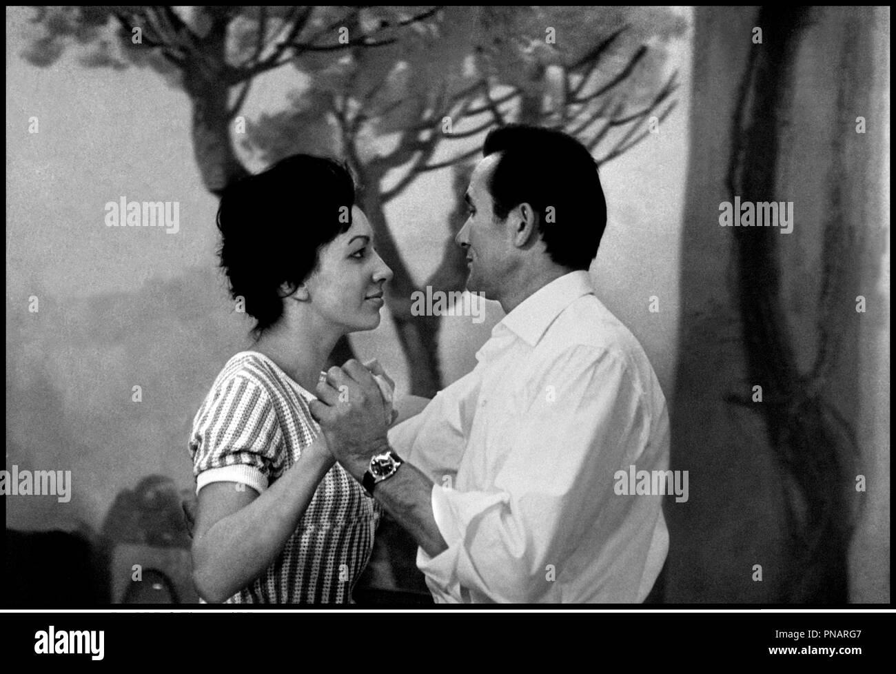 Prod DB © Titanus   DR LES FIANCES (I FIDANZI) de Ermanno Olmi 1962 ITA  avec Anna Canzi et Carlo Gabrini 7f3e19a0e99