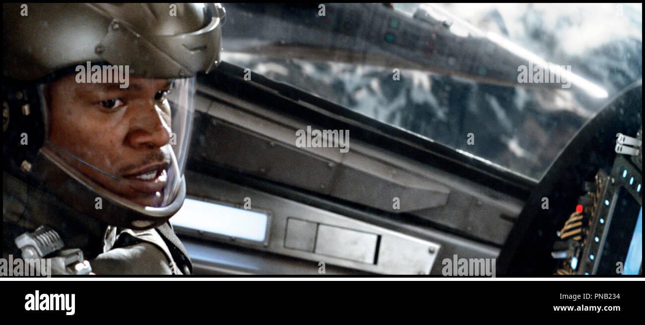 Prod DB © Columbia / DR FURTIF (STEALTH) de Rob Cohen 2005 USA avec Jamie Foxx combat aerien, chasseurs, pilote - Stock Image
