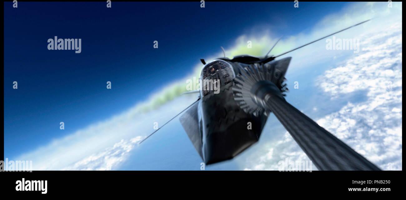 Prod DB © Columbia / DR FURTIF (STEALTH) de Rob Cohen 2005 USA avion, combat aerien, militaire, ravitaillement en vol - Stock Image