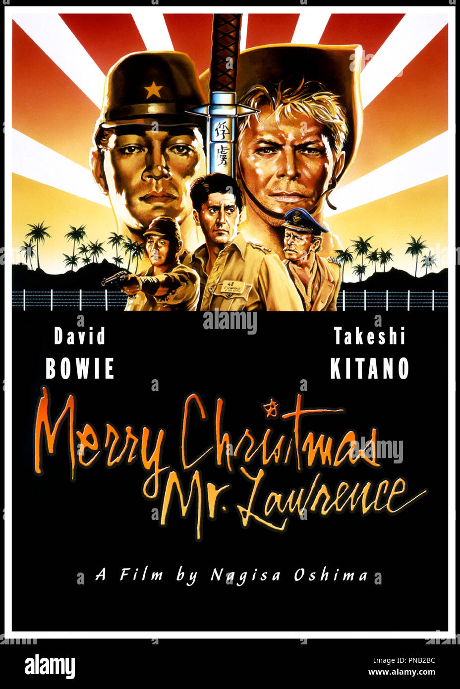 Merry Christmas Mr Lawrence.Merry Christmas Mr Lawrence David Bowie Stock Photos Merry