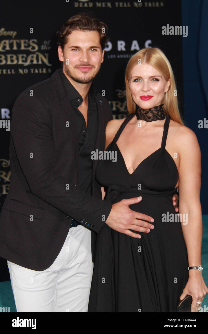 Gleb Savchenko  05/18/2017 The U.S. Premiere of 'Pirates of the Caribbean: Dead Men Tell No Tales' held at the Dolby Theatre in Los Angeles, CA Photo by Izumi Hasegawa / HNW / PictureLux - Stock Image