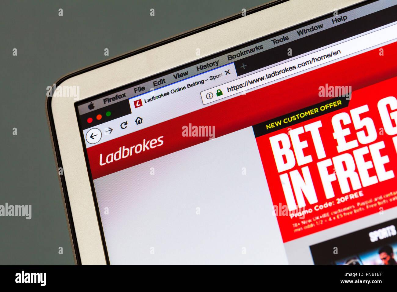 Online betting ladbrokes bookmaker betting sports online usa