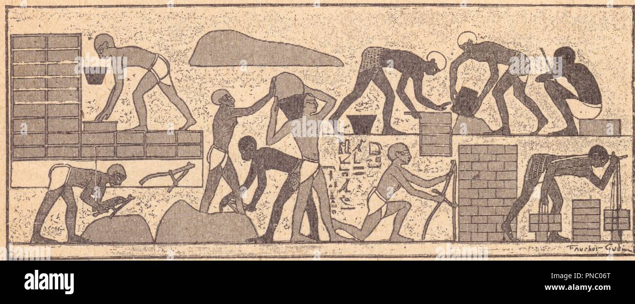 briquetiers - Stock Image