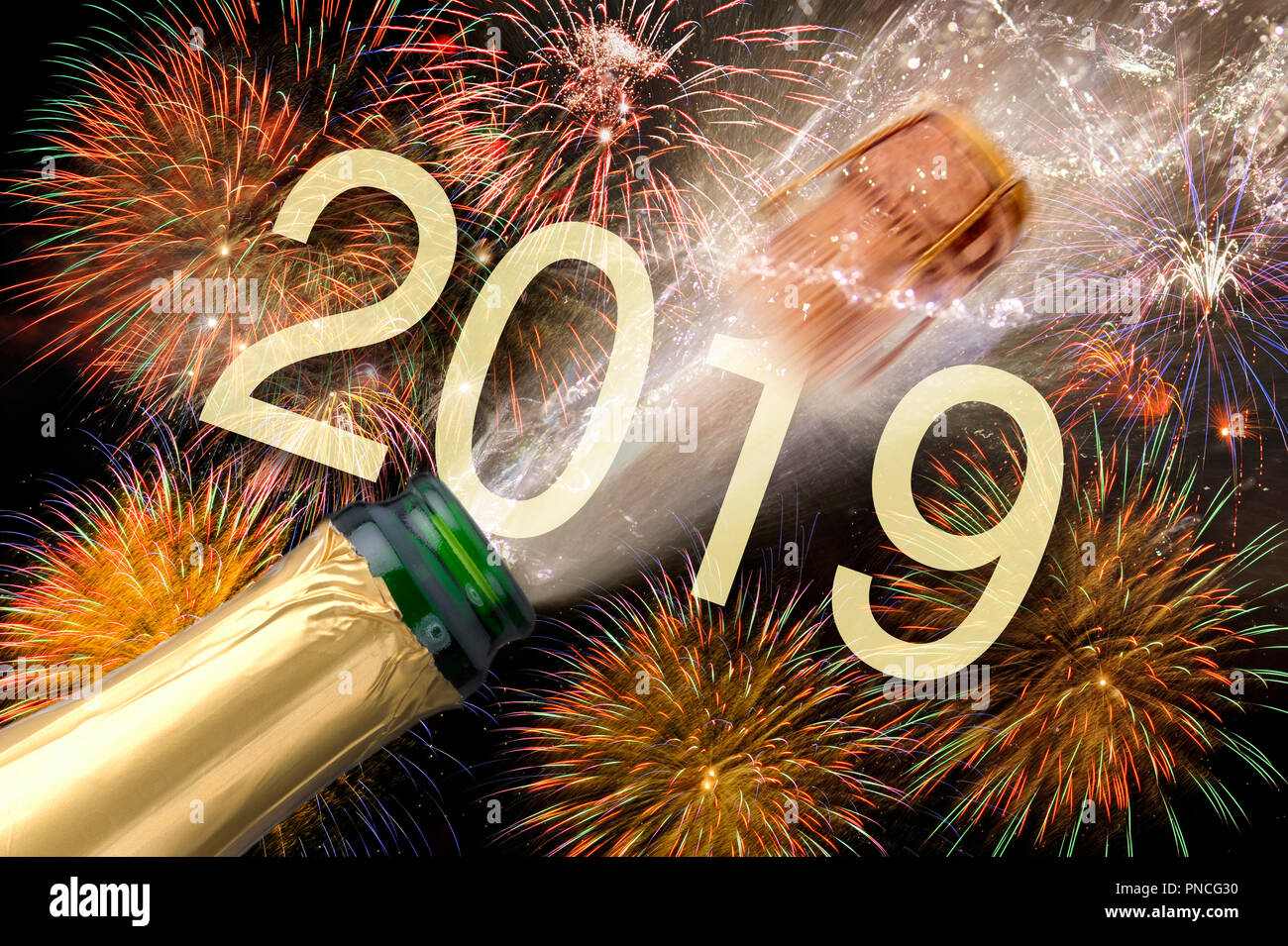 Midnight New Years Eve