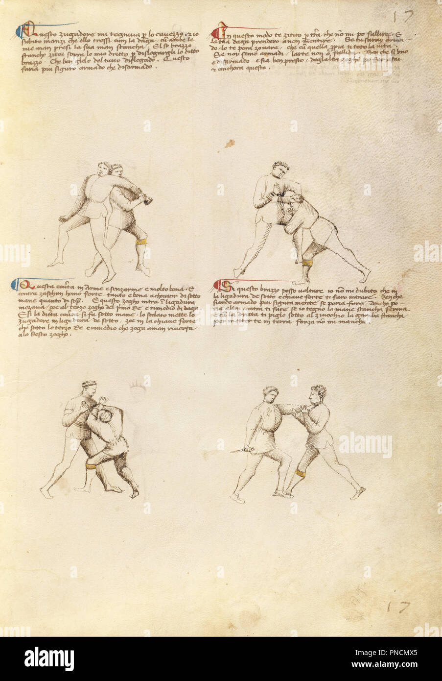 Date Period Ca 1410 Folio Tempera Colors Gold Leaf Silver Leaf And Ink On Parchment Height  98 In Width  11 In
