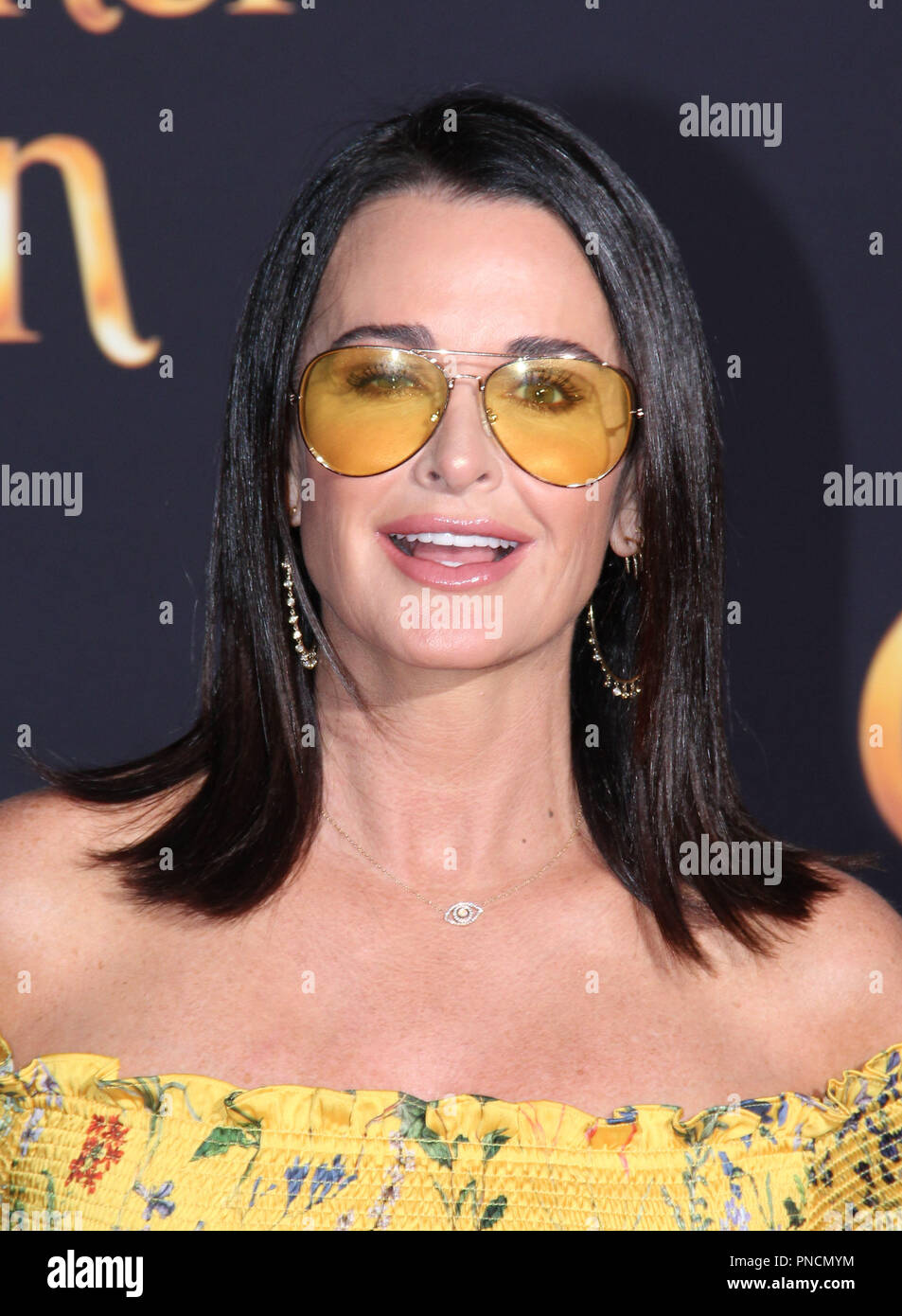 a1145c8df8f Kyle Richards at Disney s World Premiere of