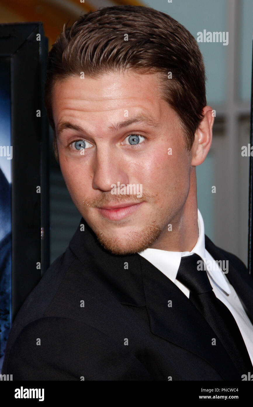 Ross Thomas at the Los Angeles Premiere of DANCE FLICK held at the Arclight Theatres in Hollywood, CA on Wednesday, May 20, 2009. Photo by PRPP / PictureLux  File Reference # Ross_Thomas05202009_04PRPP  For Editorial Use Only -  All Rights Reserved - Stock Image