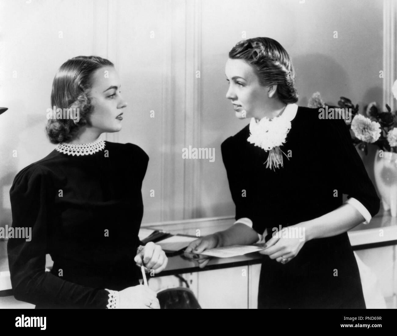 1940s Fashion Women Stock Photos & 1940s Fashion Women ...