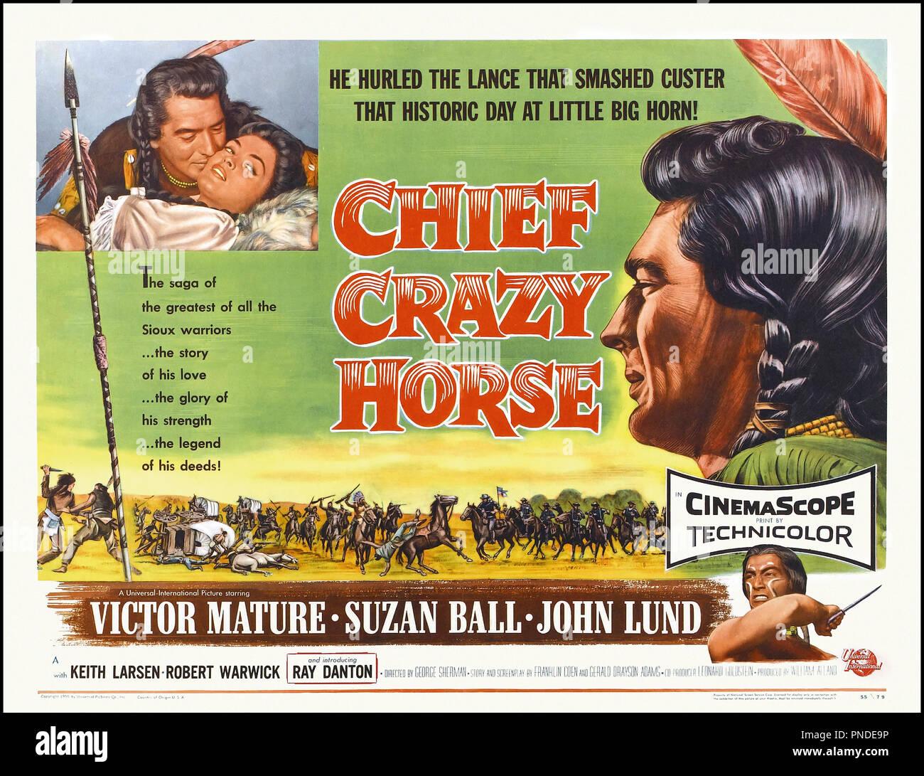 Prod Db A C Universal Dr Le Grand Chef Chief Crazy Horse De
