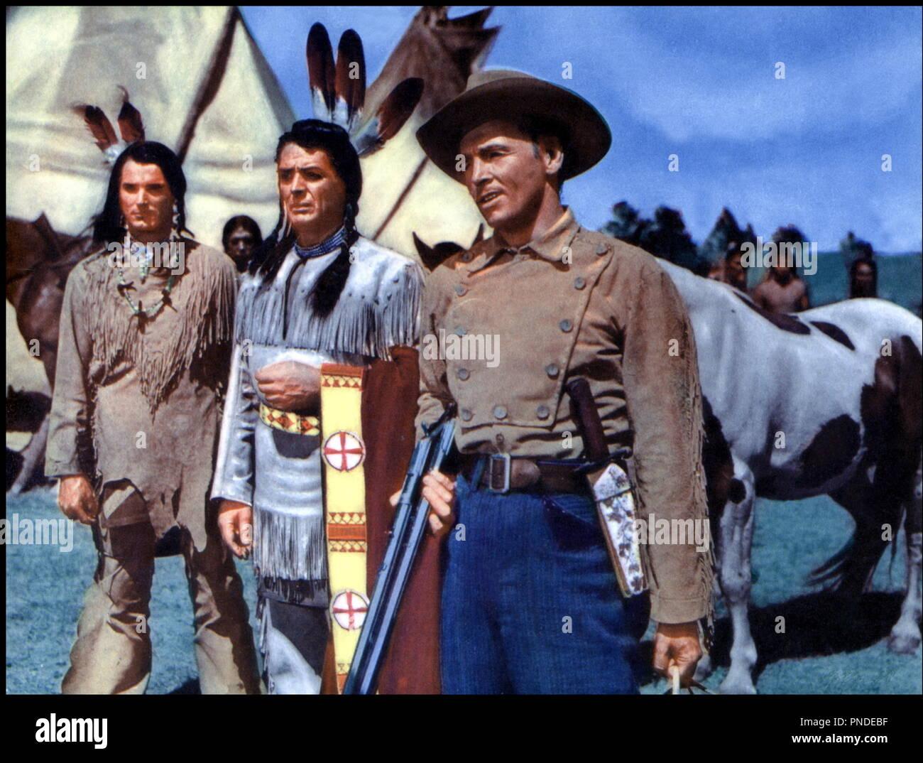 Prod Db C Dr Le Grand Chef Chief Crazy Horse De George Sherman