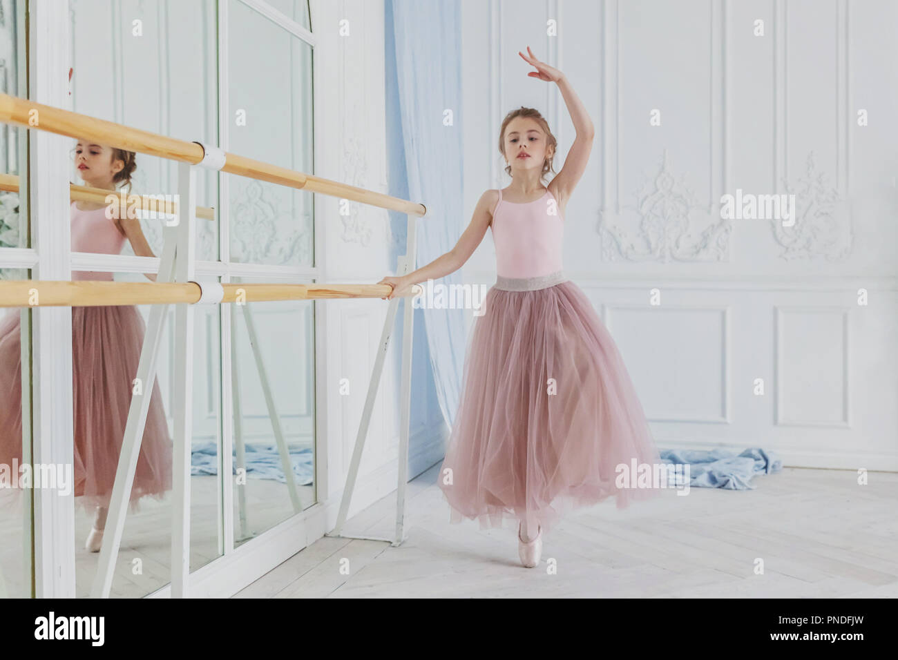 Ballet Positions Stock Photos & Ballet Positions Stock