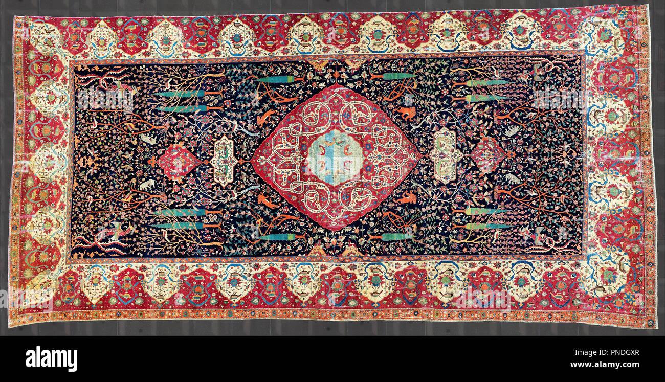 18th Century Isfahan Rugs Isfahan Rug Origin And