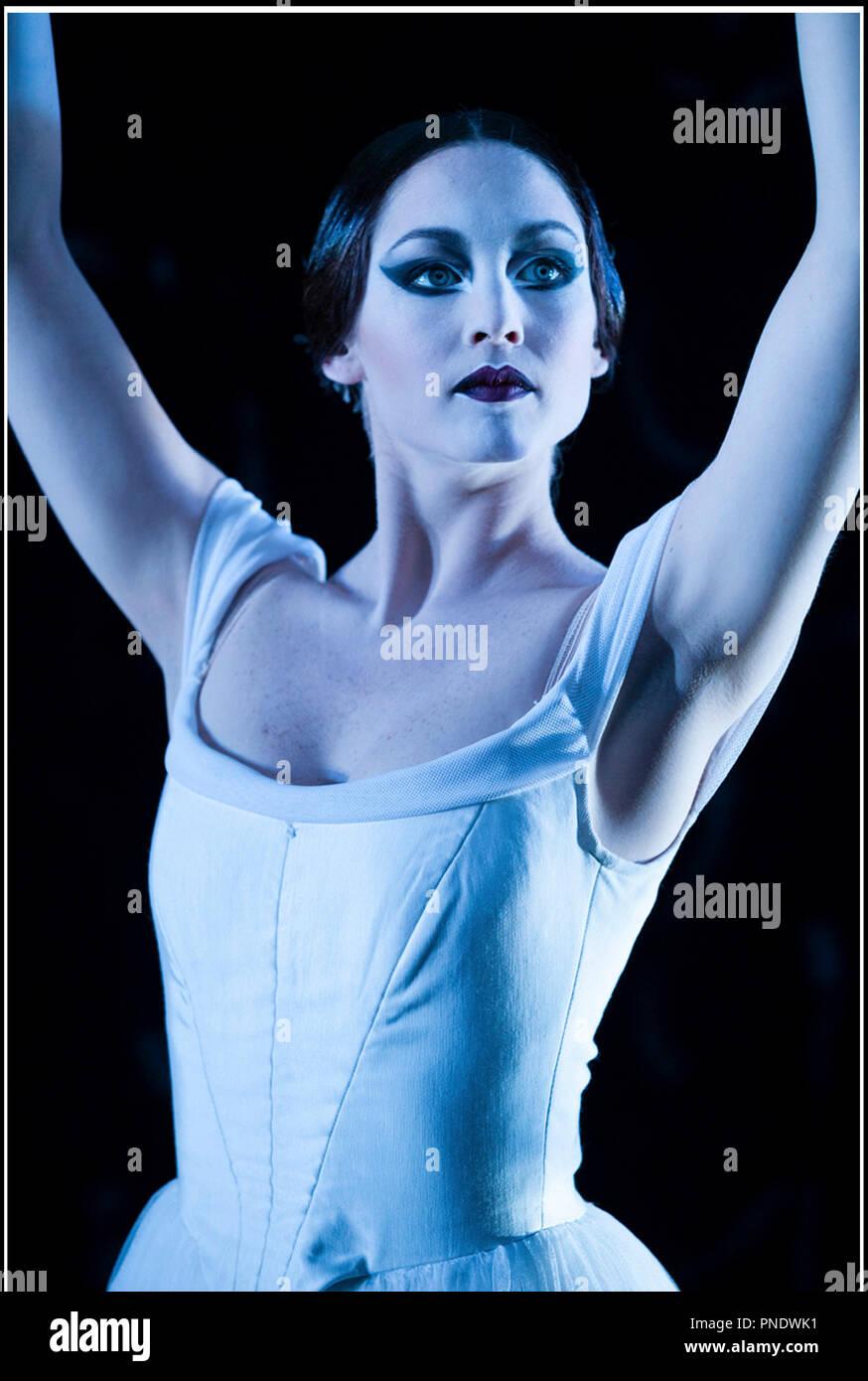 Prod DB © M. Klitscher - General Film Corporation / DR GISELLE de Toa Fraser 2014 NZ avec Gillan Murphy ballet, danse classique - Stock Image