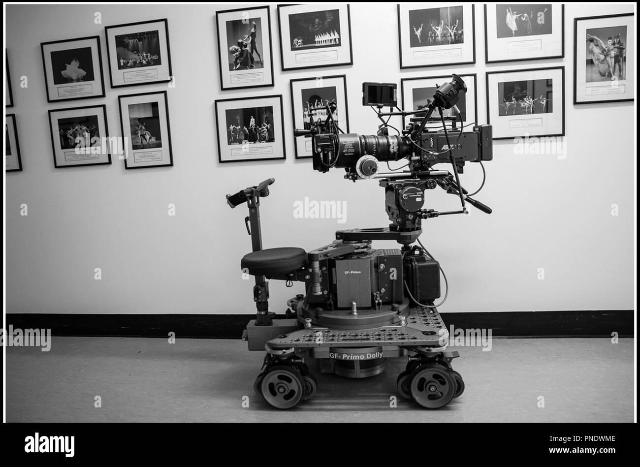 Prod DB © M. Klitscher - General Film Corporation / DR GISELLE de Toa Fraser 2014 NZ tournage - Stock Image