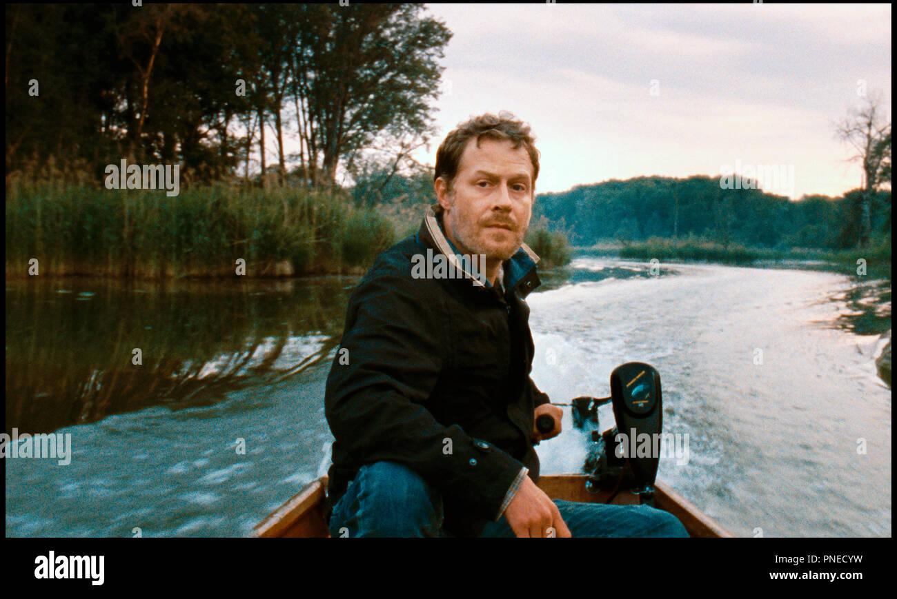 Prod DB ©Prisma Film und Fernsehproduktion GmbH / DR GRENZGANGER de Florian Flicker 2012 AUT. avec Andreas Lust barque d'apres la piece de Karl Schönherr autre titre: Crossing Boundaries - Stock Image